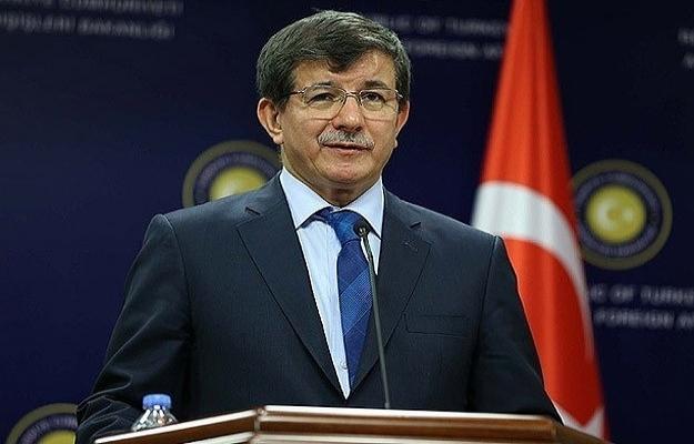 Davutoğlu, 2015 BMGK üyeliği için destek istedi