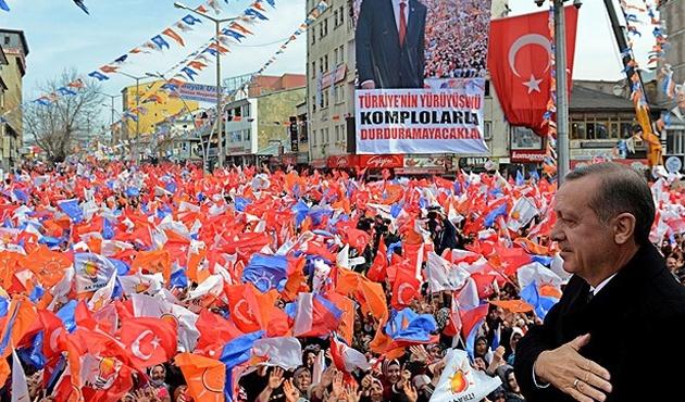 Erdoğan: Baharın kışa dönüşmesine izin vermeyeceğiz