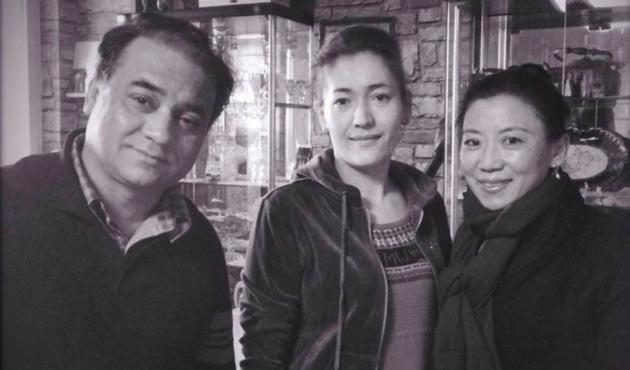 Çin'den İlham Tohti'nin eşine tehdit