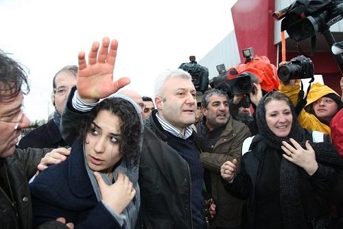 AGİT, Tuncay Özkay'ın tahliyesinden memnun
