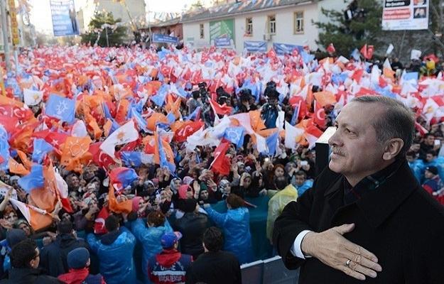 Başbakan Erdoğan Mardin'de konuşuyor-CANLI