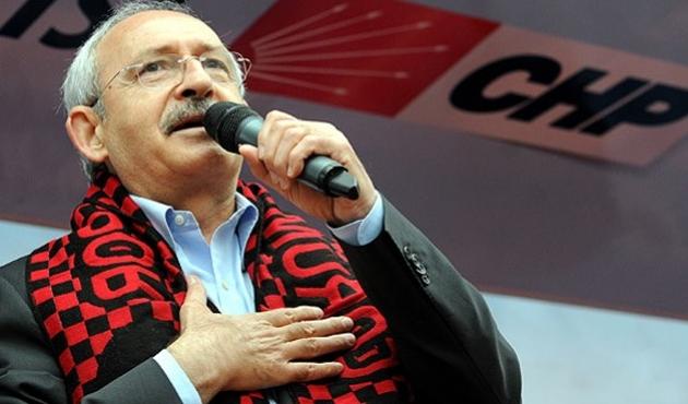 Kılıçdaroğlu: Benim tek güvencem halk