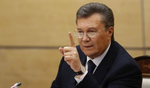 Yanukoviç'ten Ukrayna ordusuna 'yapma' çağrısı!