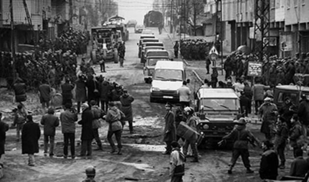 Gazi olayları 12 Mart 1995'te başlamıştı