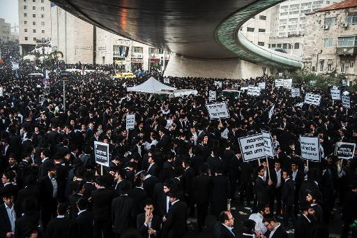 Ortodoks Yahudilere zorunlu askerlik