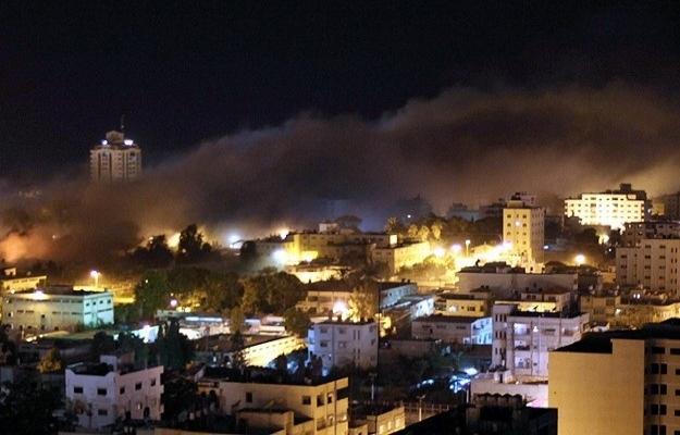 Gazze'den İsrail'e füze atıldı iddiası