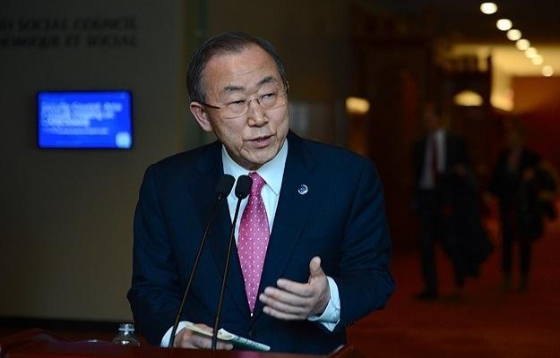 Ban Ki: Suriye'de felaketi anlatacak kelime kalmadı