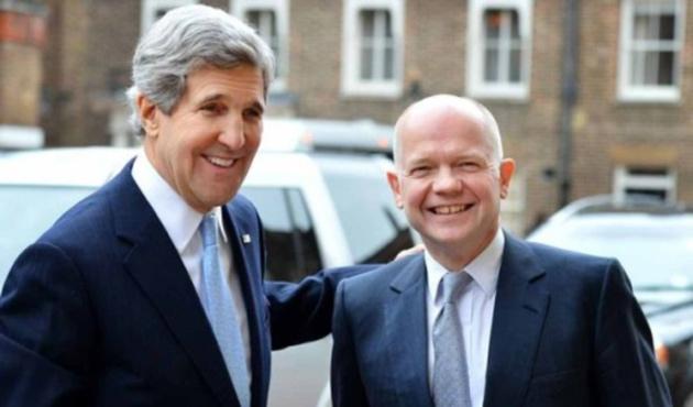 Kerry, Hague ile Kırım'ı görüştü