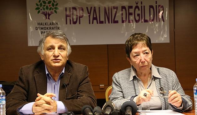 Gazeteci ve aydınlardan HDP bildirisi