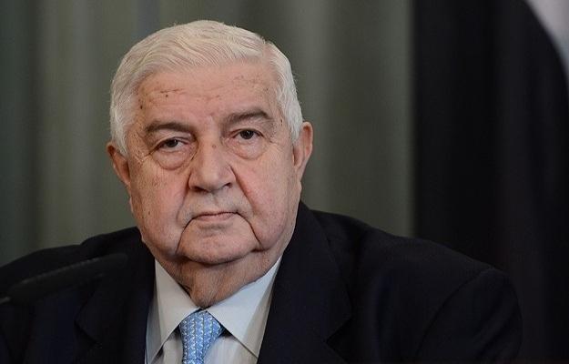 Suriyeli bakanın Cezayir temasları sürüyor