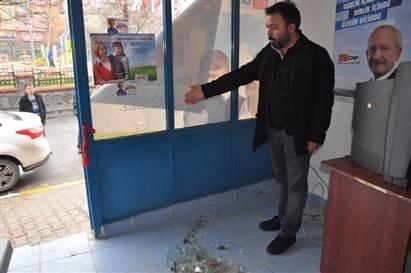 Bir seçim saldırısı da CHP'ye