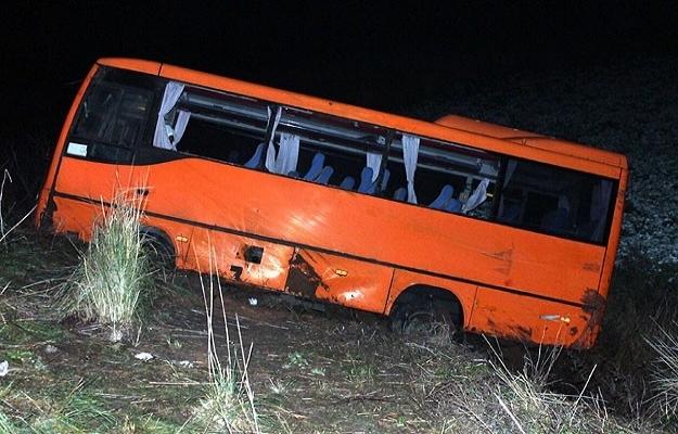 Balıkesir'de kaza: 20 yaralı