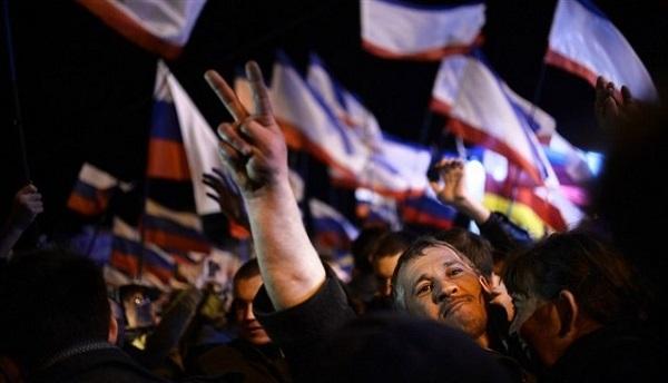 Kırım'da AA muhabirine saldırı