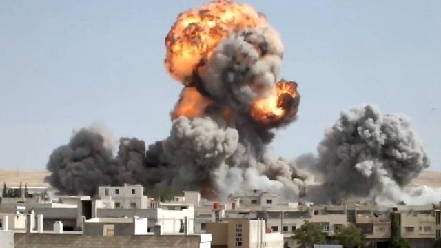 Suriye ordusu Yabrud'u geri aldı
