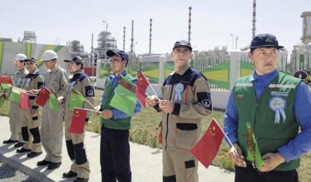 Çin'den Tacikistan'a 1,5 milyar dolarlık yatırım