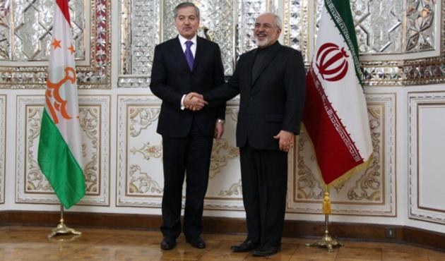 Tacikistan Dışişleri Bakanı İran'da