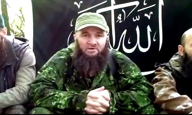 Çeçen direniş lideri Doku Umarov öldü