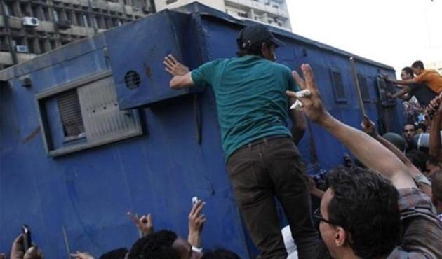 Mısır'da nakledilirken ölen mahkumlarla ilgili dava sonuçlandı
