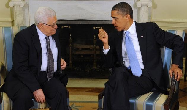 Abbas'tan Obama'ya: Zaman aleyhimize işliyor