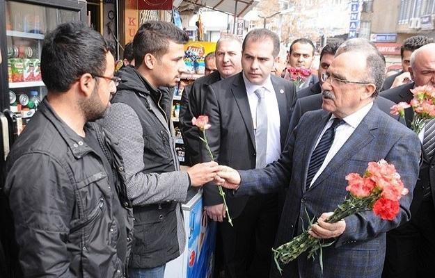 Atalay: BDP'nin etkin olması için elimizden geleni yapıyoruz