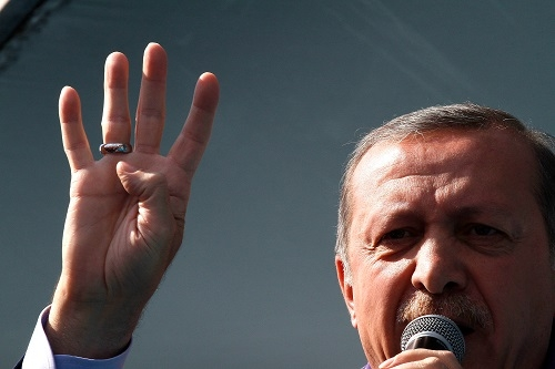 Sırbistan'daki seçimlerde Erdoğan şaşkınlığı