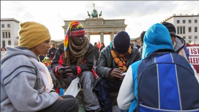 Almanya geçen yıl 10 bin mülteciyi geri çevirdi