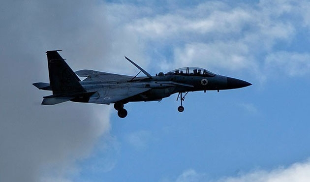İsrail, Suriye'de dört askeri noktayı vurdu