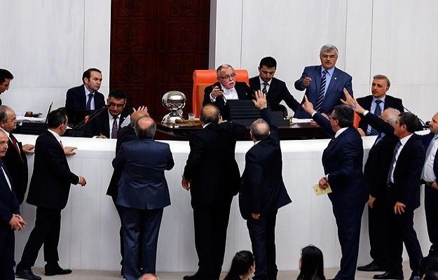 Meclis'te genel görüşme reddedildi