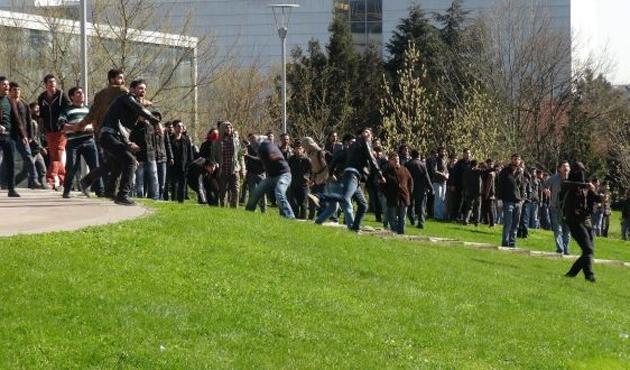 İTÜ kampüsünde Nevruz gerilimi