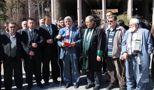 Saadet Partisi'nden RTÜK ve TRT hakkında suç duyurusu