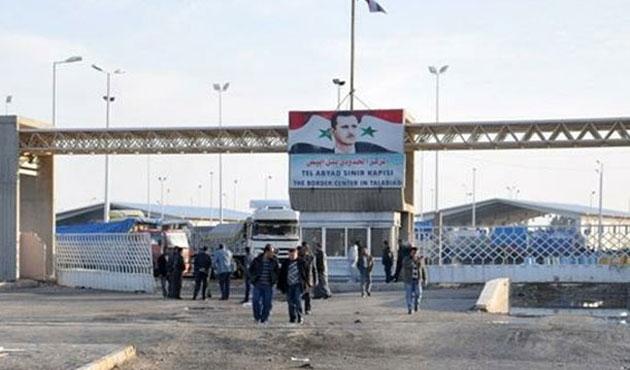 ÖSO, Esad'ın elindeki sınır kapısına saldırdı