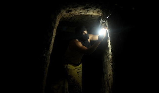 'Gazze'den İsrail'e yeni tünel' iddiası
