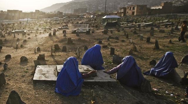 Afganistan'da mayın patlaması: 5 çocuk öldü
