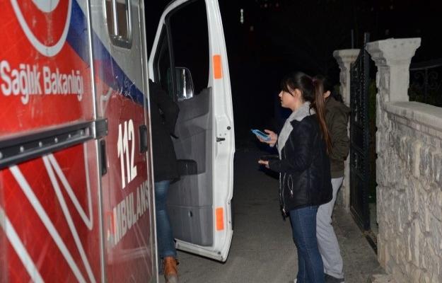 Ambulanstan kaçan hasta ölü bulundu