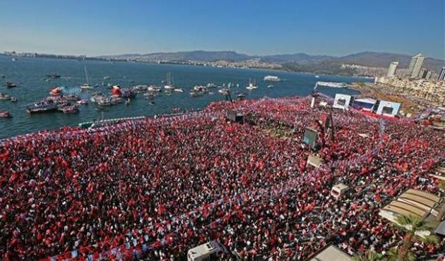 Kılıçdaroğlu, İzmir'de konuşuyor