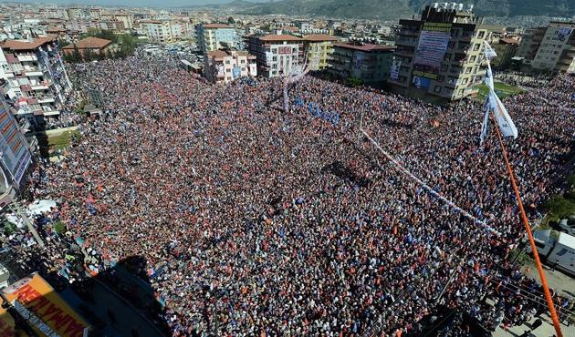 Erdoğan: Gül'ü de dinlemişler, vaktini bekliyorlar!