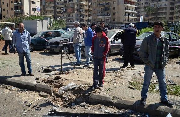Lübnan'da askeri yetkili öldürüldü