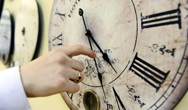 Yaz saati uygulaması 31 Mart'ta başlıyor