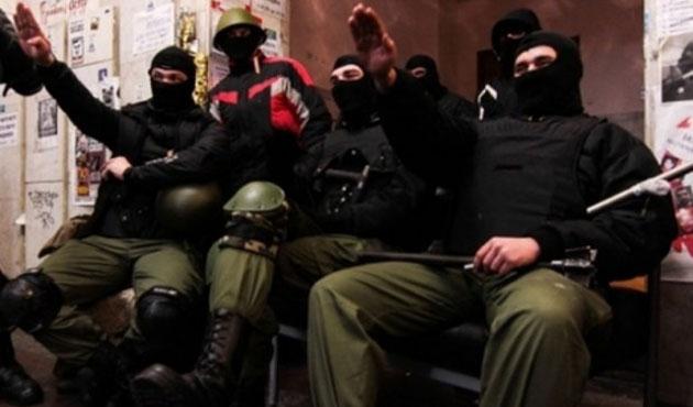 Ukrayna'da sağcı lider öldürüldü