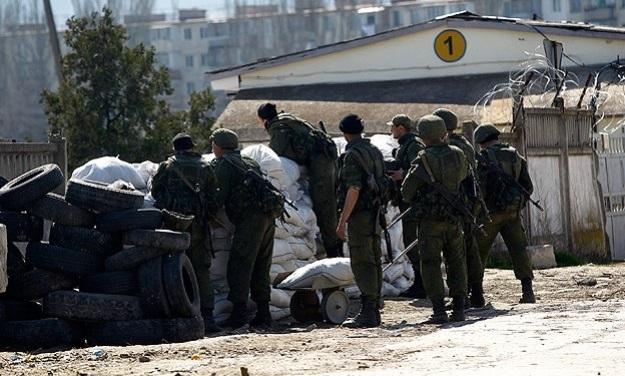 Rusya'nın Ukrayna sınırında 20 bin askeri var