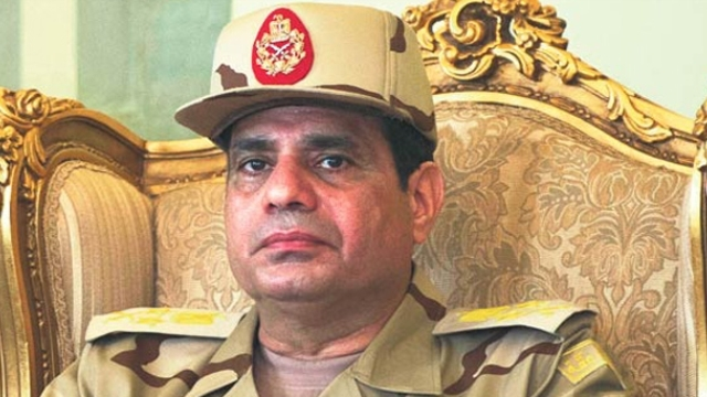 Sisi taraftarları Tahrir'de toplanıyor