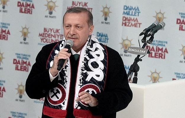 Erdoğan: Ahlak dışı saldırılar yoğunlaşıyor