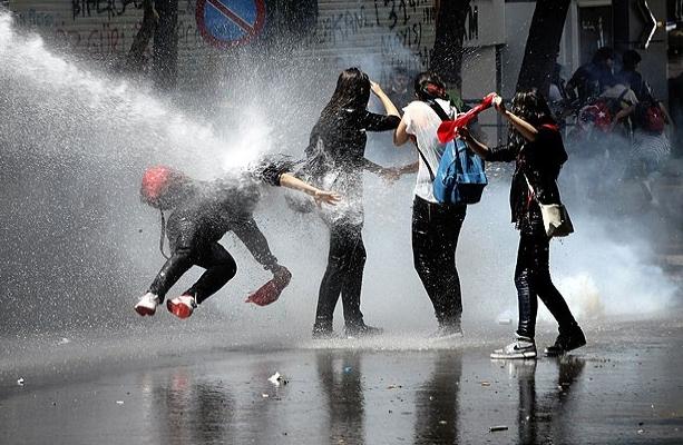 Ankara'daki Gezi davasında ilk duruşma