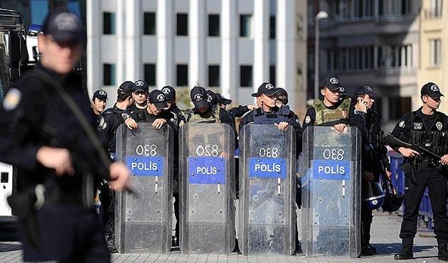 İstanbul'da seçimde 39 bin polis görev yapacak