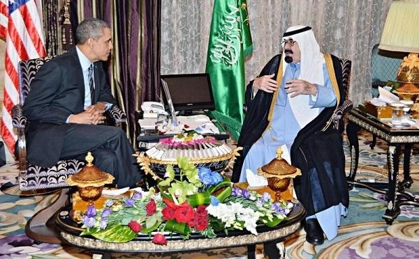 Obama ile Kral Abdullah Suriye'yi görüştü