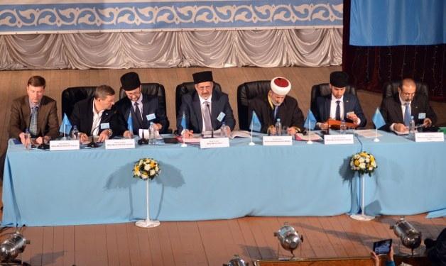 Kırım Tatar Milli Kurultayı olağanüstü toplandı