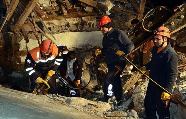 Kastamonu'da tüp bayisinde patlama: 1 ölü