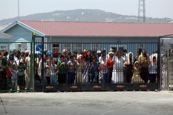 Fransa'da 85 Suriyeli sığınmacı yakalandı