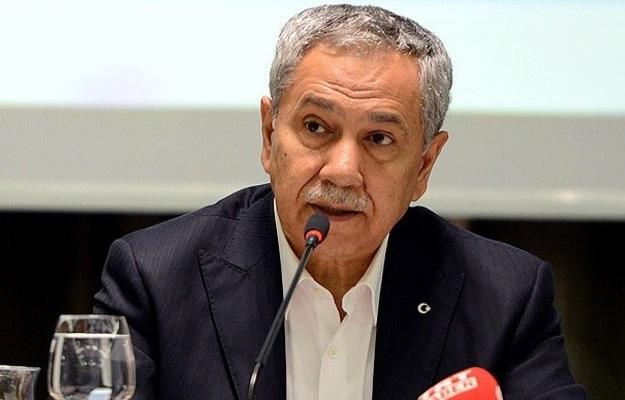 Arınç: Seçimlerin kazananı AK Parti'dir