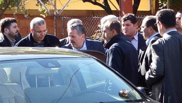 AK Partili vekile sandık başında saldırı
